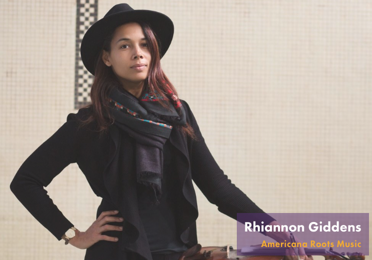 Rhiannon Giddens_MSUM Women In Music Festival