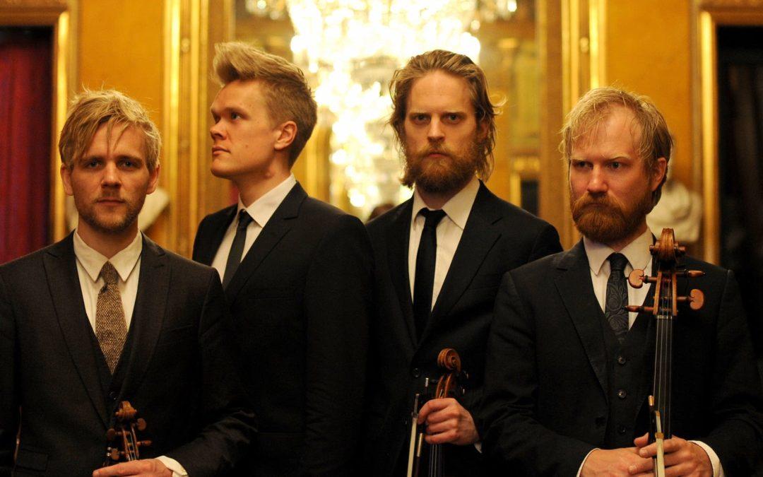La Jolla Music Society / Danish String Quartet
