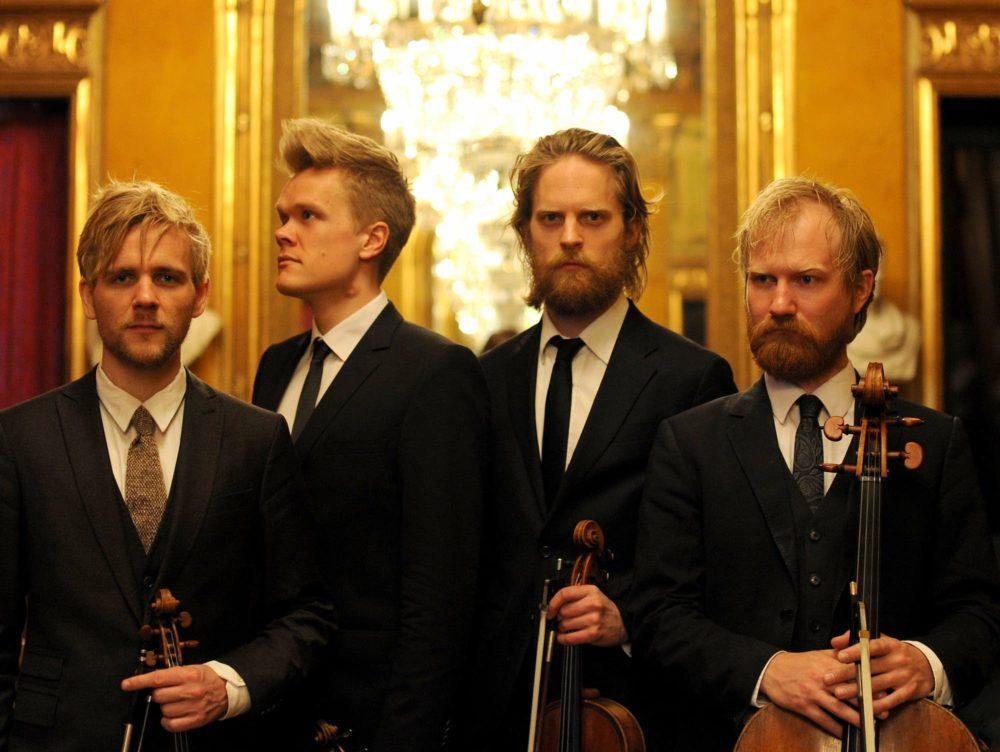 La Jolla Music Society - Danish String Quartet