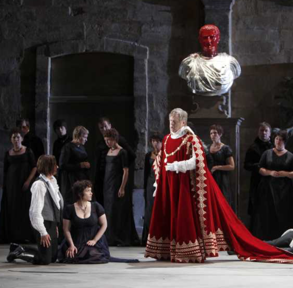 LA Opera The Clemency of Titus