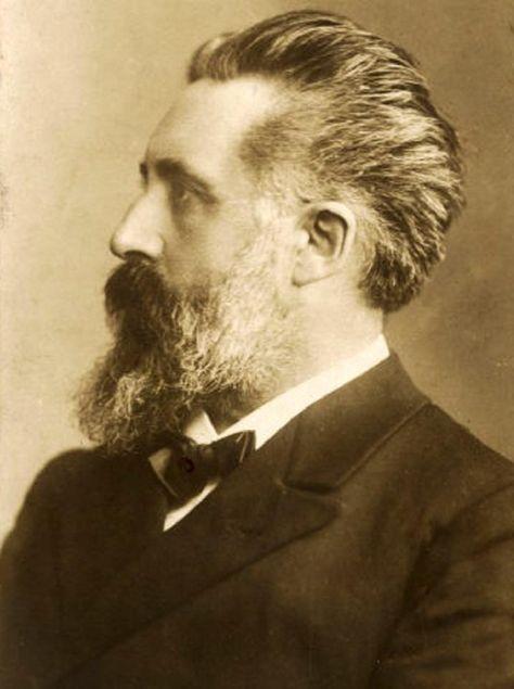 Composer Phillip Scharwenka