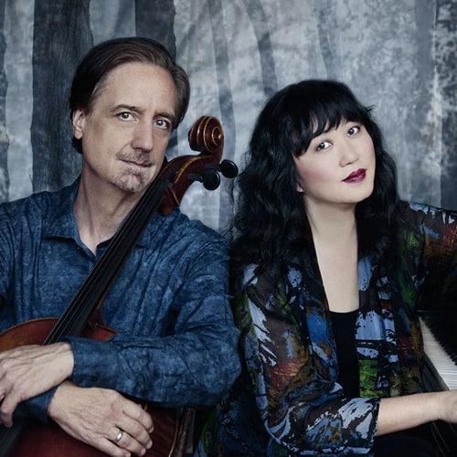 David Finckel cello Wu Han piano