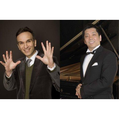 Gil Shaham & Akira Eguchi