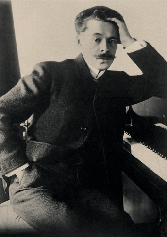 Arensky at Piano