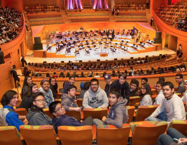 Invited Rehearsal / Beethoven & LA Phil
